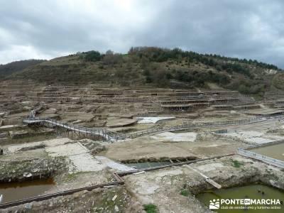 Salto del Nervión - Salinas de Añana - Parque Natural de Valderejo;excursiones madrid y alrededore
